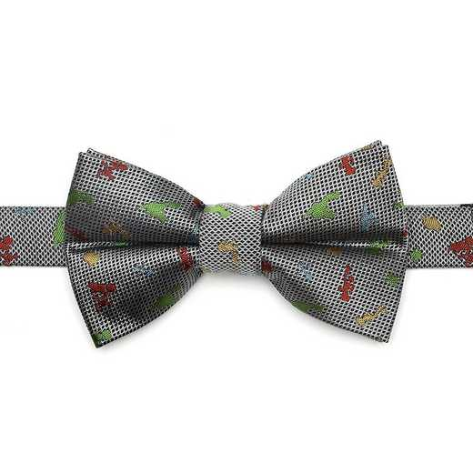 DN-TSMTF-WHT-KBT-BB: Toy Story 4 Characters White Big Boys Bow Tie