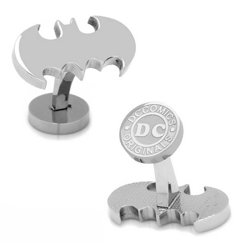 DC-BAT-STL: Stainless Steel Batman Cufflinks