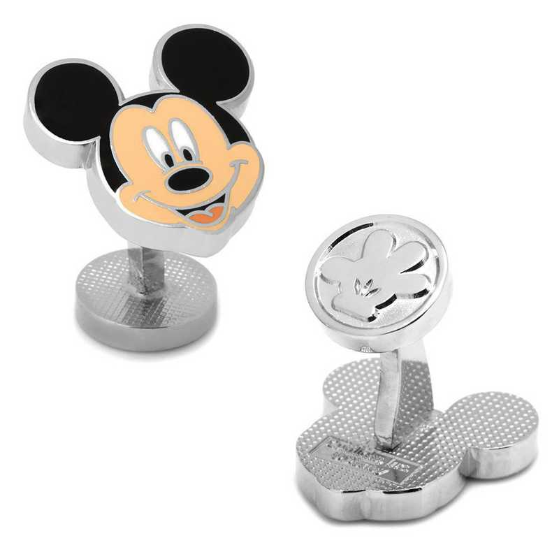 DN-MCKYH-SL: Mickey Mouse Smile Cufflinks