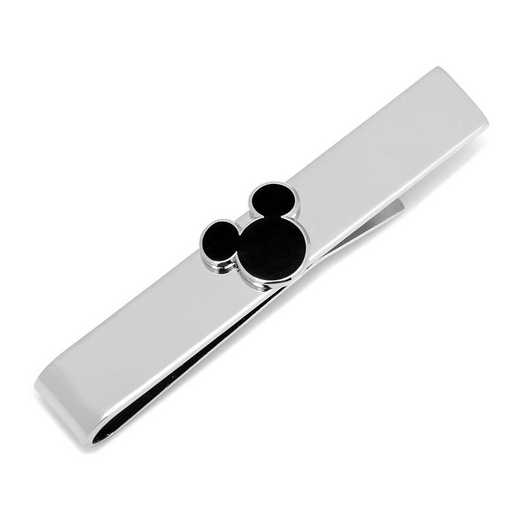 DN-MSILH-TB: Black Mickey Mouse Silhouette Tie Bar
