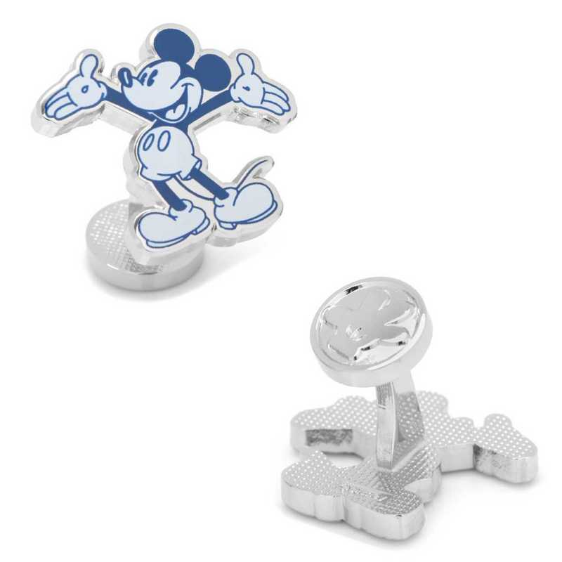 DN-MVSKTCH-SL: Mickey Mouse Vintage Sketch Cufflinks