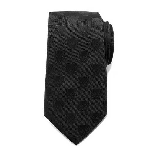 MV-BLKP-BK-TR: Black Panther Men's Tie