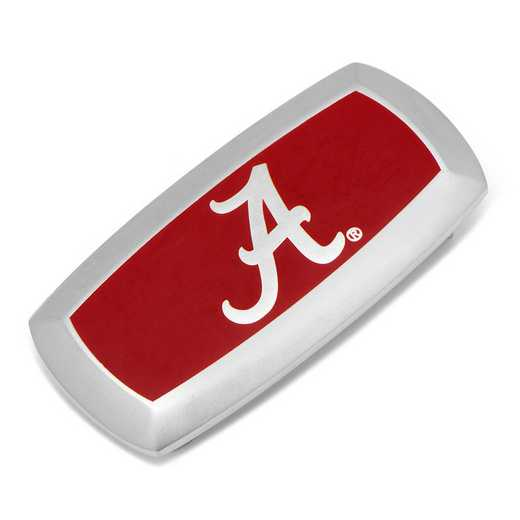 PD-ALA-MC2: University of Alabama Crimson Tide Cushion Money Clip