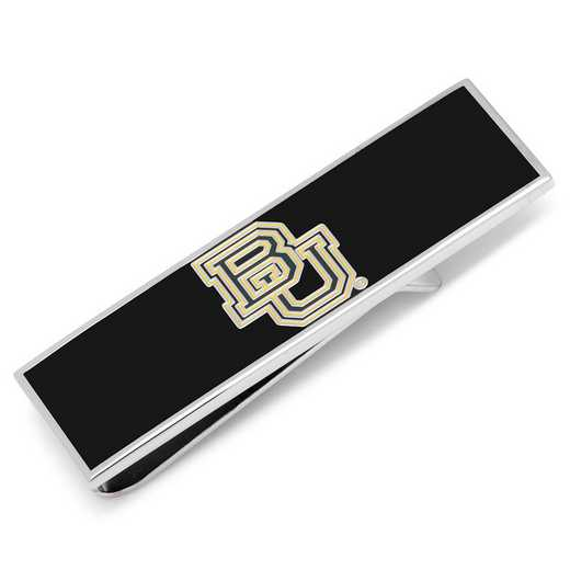 PD-BU-MC: Baylor University Bears Money Clip