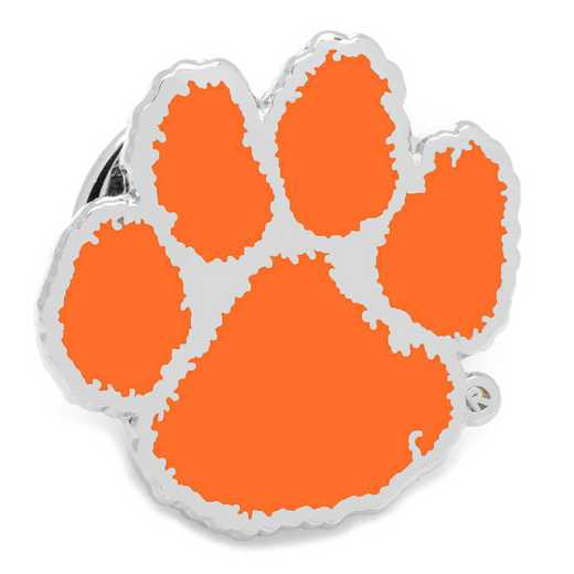 PD-CLM-LP: Clemson University Tigers Lapel Pin