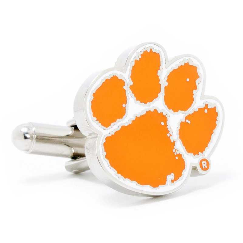 PD-CLM-SL: Clemson University Tigers Cufflinks