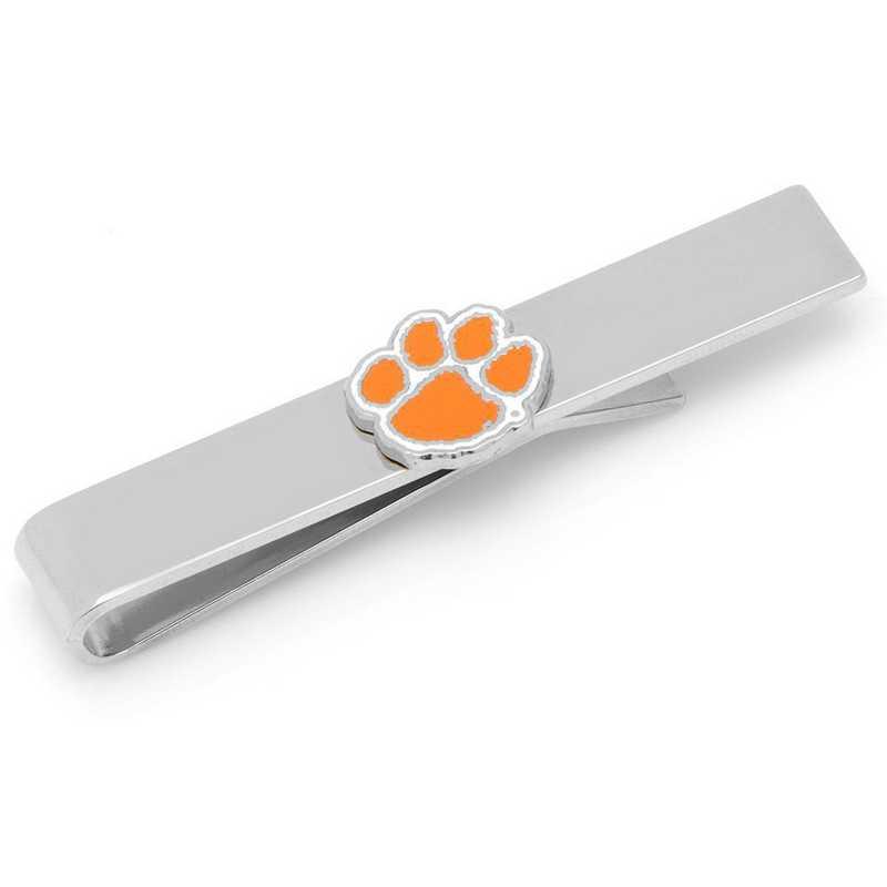 PD-CLM-TB: Clemson University Tigers Tie Bar