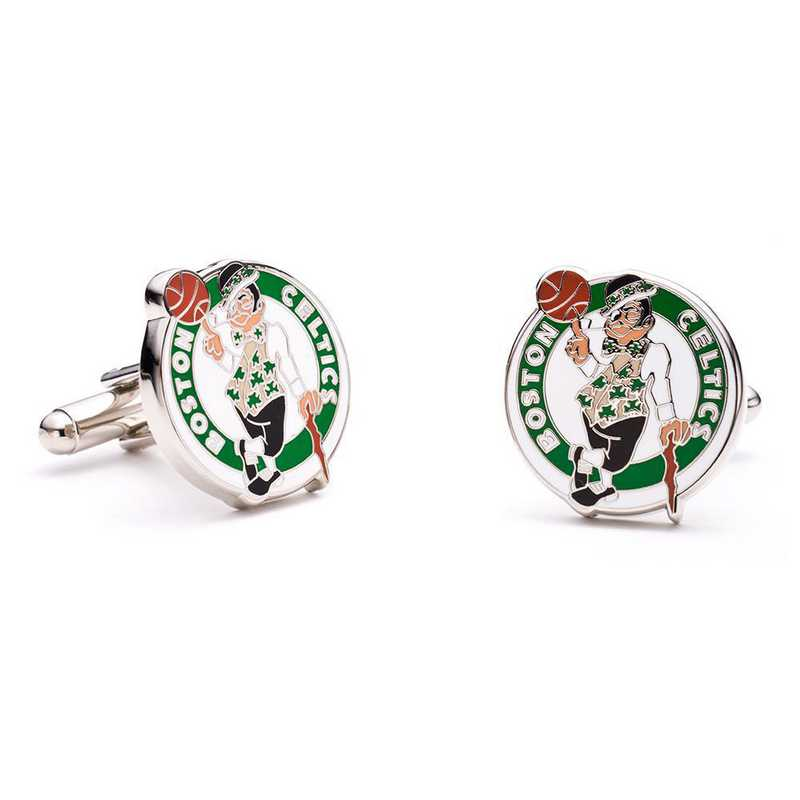 PD-CLT-SL: Boston Celtics Cufflinks