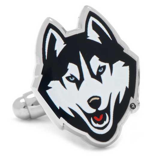 PD-CONH-SL: University of Connecticut Huskies Cufflinks