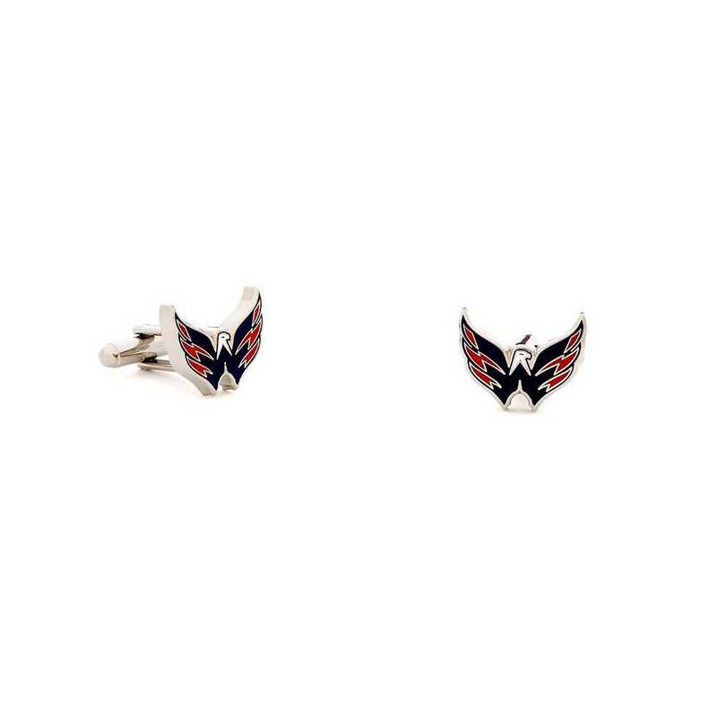 PD-CPT-SL: Washington Capitals Cufflinks