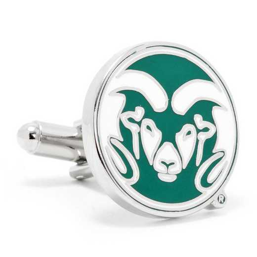 PD-CSU-SL: Colorado State University Rams Cufflinks
