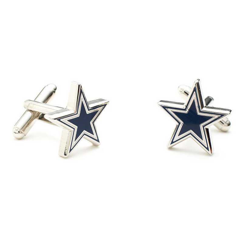 PD-DAL-SL: Dallas Cowboys Cufflinks