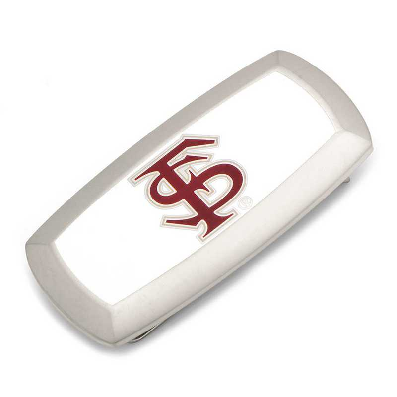 PD-FLS-MC2: Florida State Seminoles Cushion Money Clip
