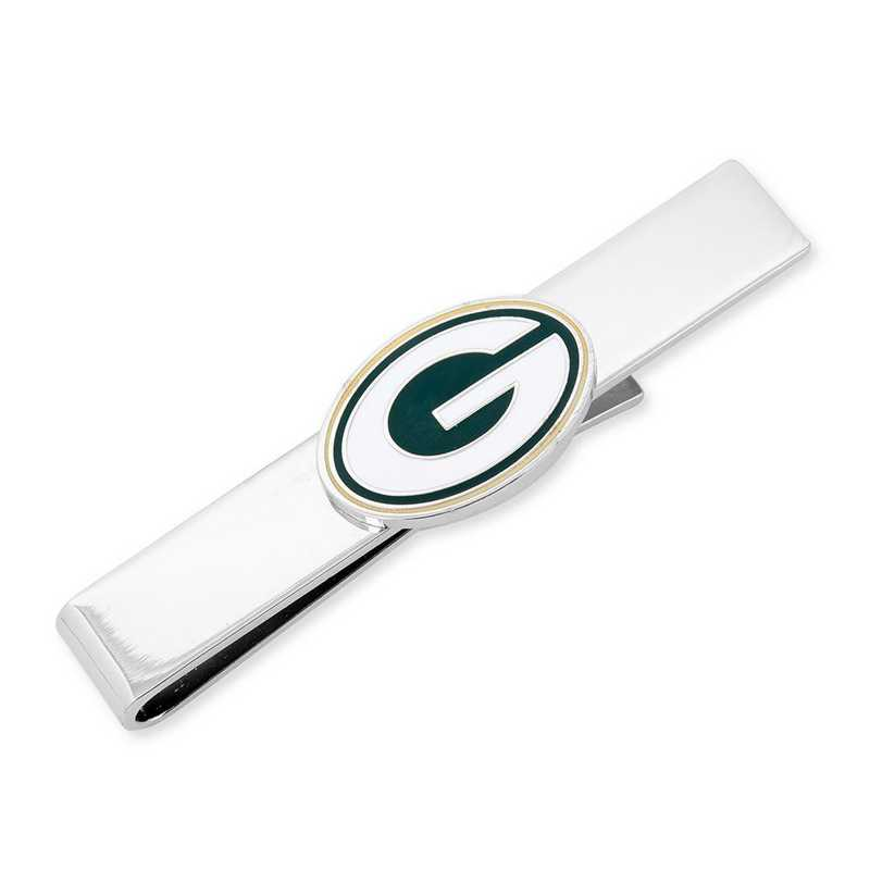 PD-GBP-TB: Green Bay Packers Tie Bar