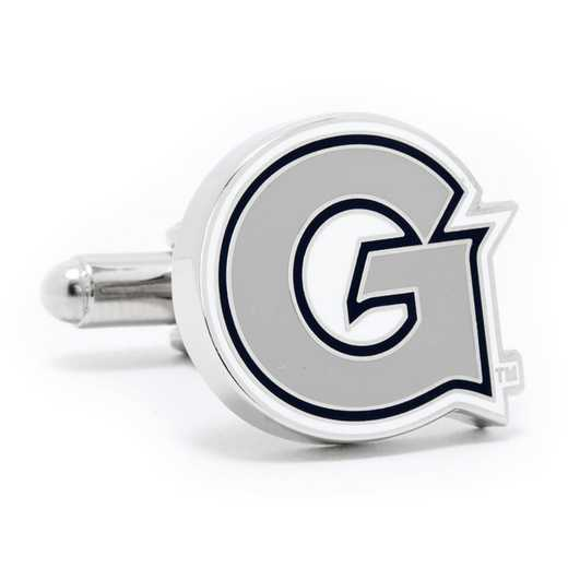 PD-GRG-SL: Georgetown University Hoyas Cufflinks