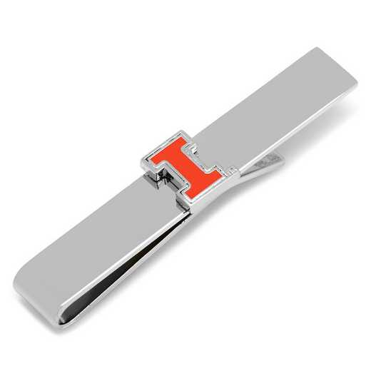PD-ILL-TB: University of Illinois Fighting Illini Tie Bar