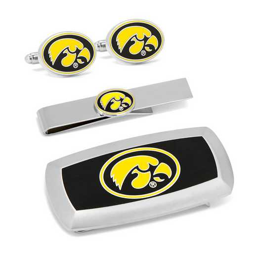 PD-IOW-3P2: University of Iowa Hawkeyes 3-Piece Cushion Gift Set