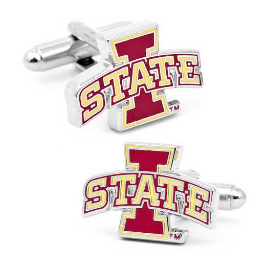 PD-ISC-SL: Iowa State Cyclones Cufflinks