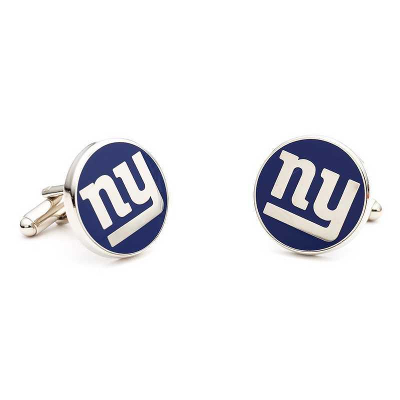 PD-NYG-GL: New York Giants Cufflinks