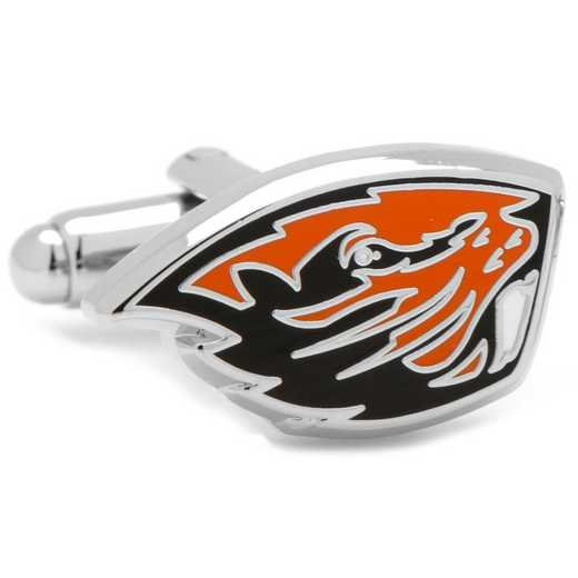 PD-ORGB-SL: Oregon State Beavers Cufflinks