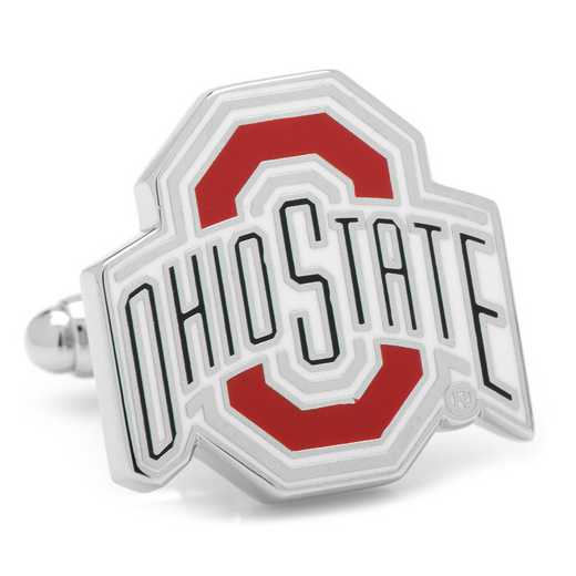 PD-OSU-SL: Ohio State University Buckeyes Cufflinks