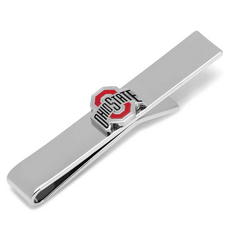 PD-OSU-TB: Ohio State University Buckeyes Tie Bar