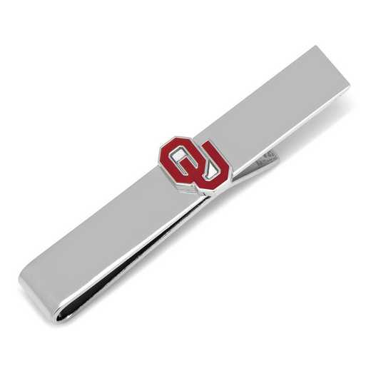 PD-OU-TB: University of Oklahoma Sooners Tie Bar
