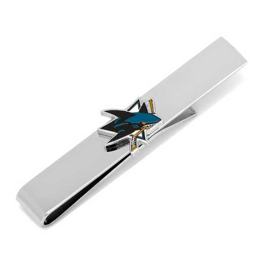PD-SJS-TB: San Jose Sharks Tie bar