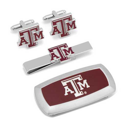 PD-TAMU-3P2: Texas A&M Aggies 3-Piece Cushion Gift Set