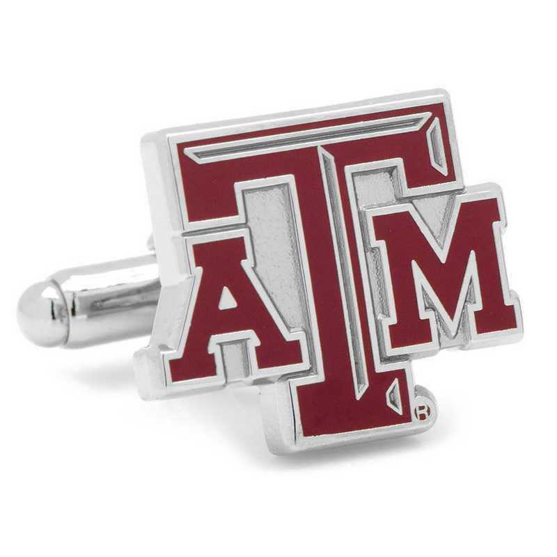 PD-TAMU-SL: Texas A&M Aggies Cufflinks