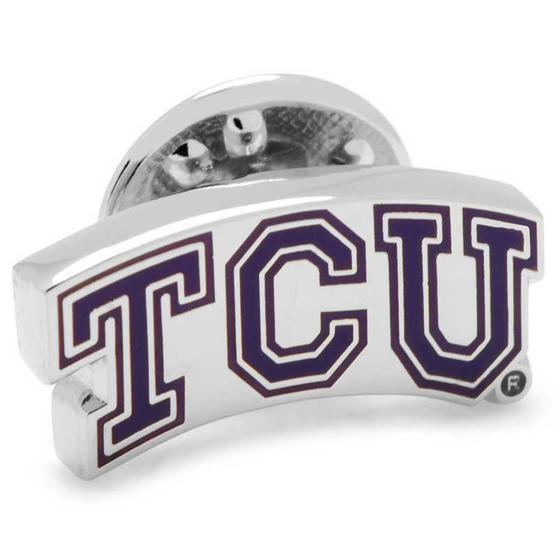 PD-TCU-LP: TCU Horned Frogs Lapel Pin