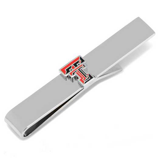PD-TT-TB: Texas Tech University Red Raiders Tie Bar