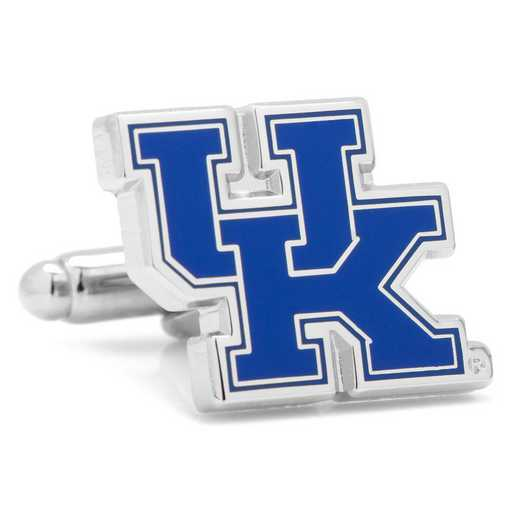 PD-UKT2-SL: University of Kentucky Wildcats Cufflinks