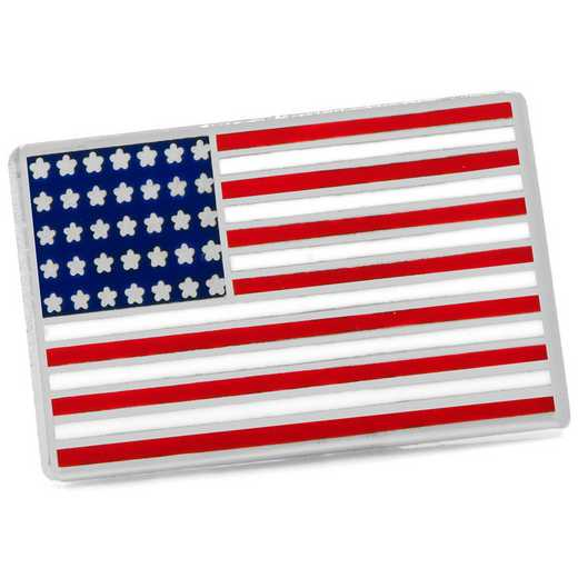 PD-US3-LP: American Flag Lapel Pin