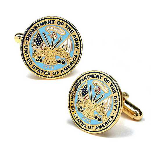 PD-USAR-GL: US Army Cufflinks