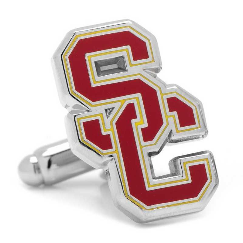 PD-USCALT-SL: University of Southern California Trojans Cufflinks