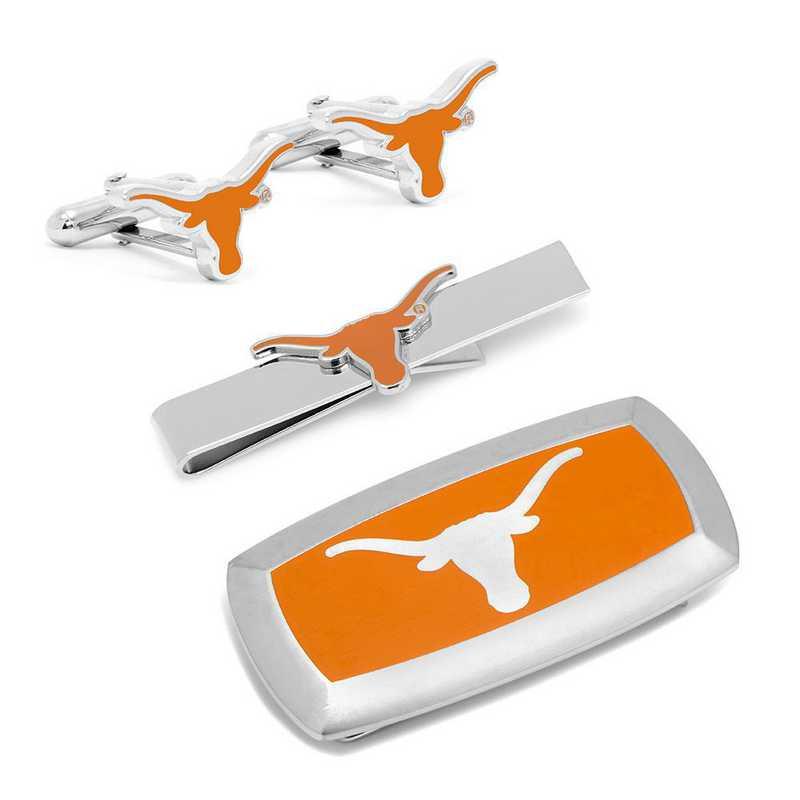 PD-UT-3P2: University of Texas Longhorns 3-Piece Cushion Gift Set