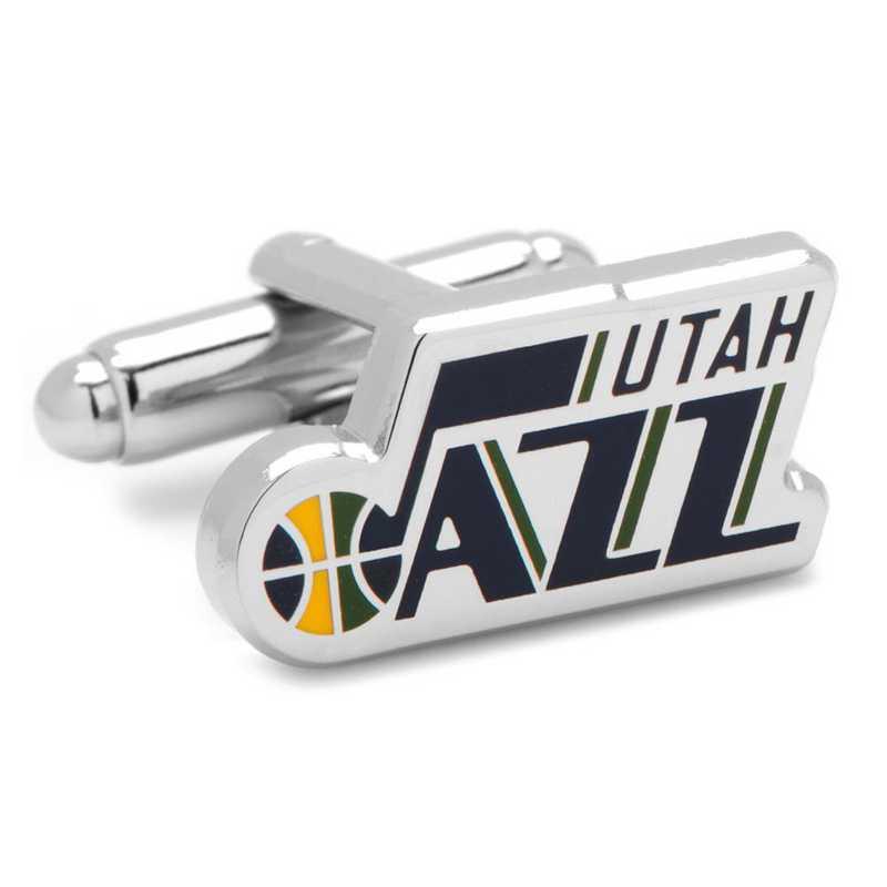 PD-UTJ2-SL: Utah Jazz Cufflinks