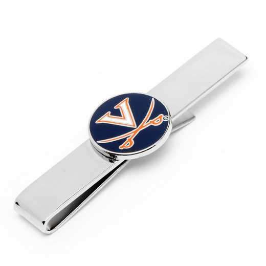 PD-UVA-TB: University of Virginia Cavaliers Tie Bar