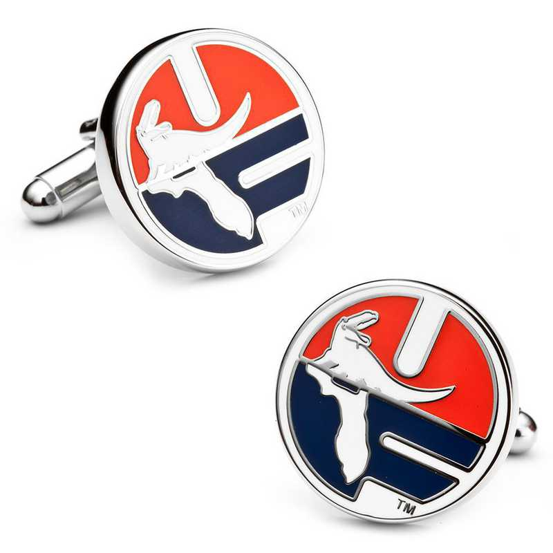 PD-VFL-SL: Vintage Florida Gators Cufflinks