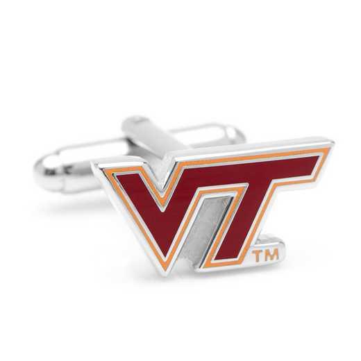 PD-VTC2-SL: Virginia Tech Hokies Cufflinks