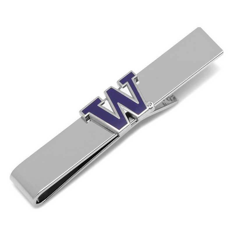 PD-WA-TB: University of Washington Huskies Tie Bar