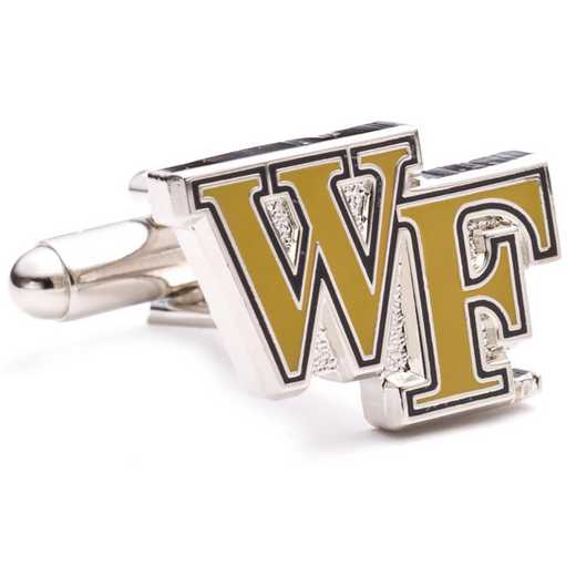 PD-WAKE-SL: Wake Forest Demon Deacons Cufflinks