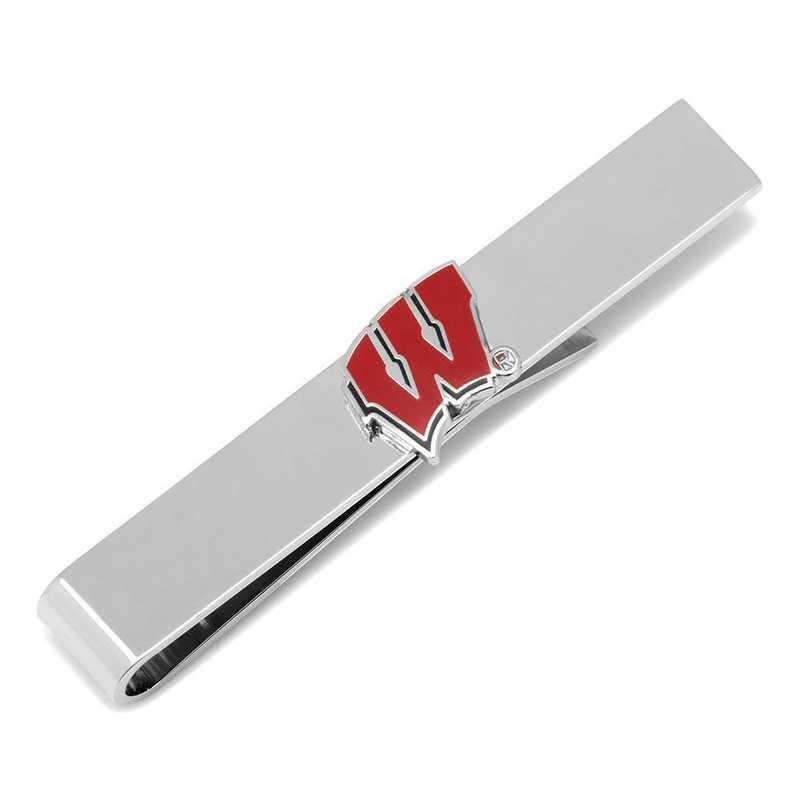 PD-WISC-TB: University of Wisconsin Badgers Tie Bar