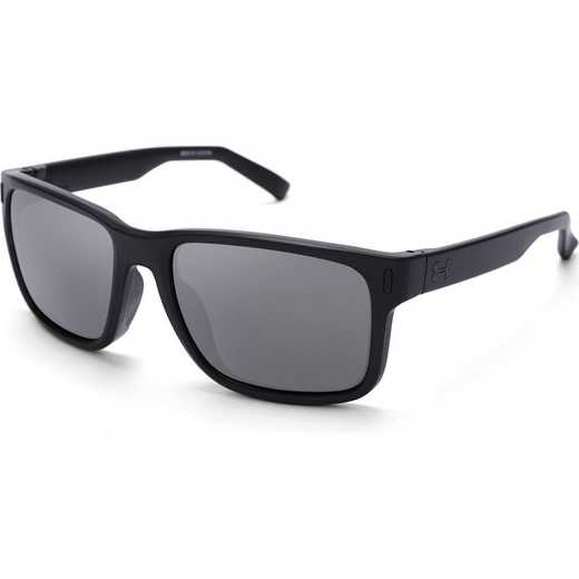 8600101-010100: Assist - Satin Black  &  Black Frame  &  Gray Lens