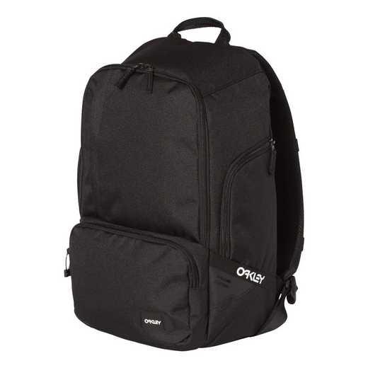 921425-02E: Oakley 22L Street Organizing Backpack - Blackout