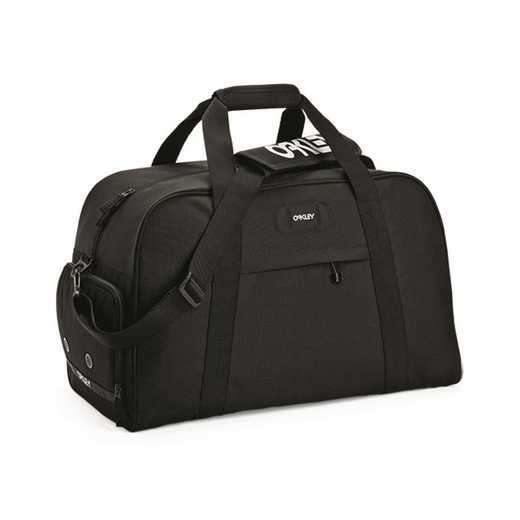 921443-02E: Oakley 50L Street Duffel Bag - Blackout