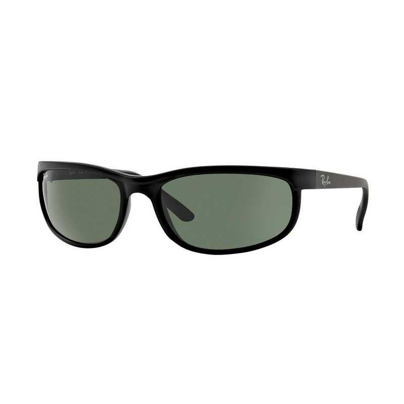 0RB2027W184762: Predator 2 Sunglasses - Black & Green