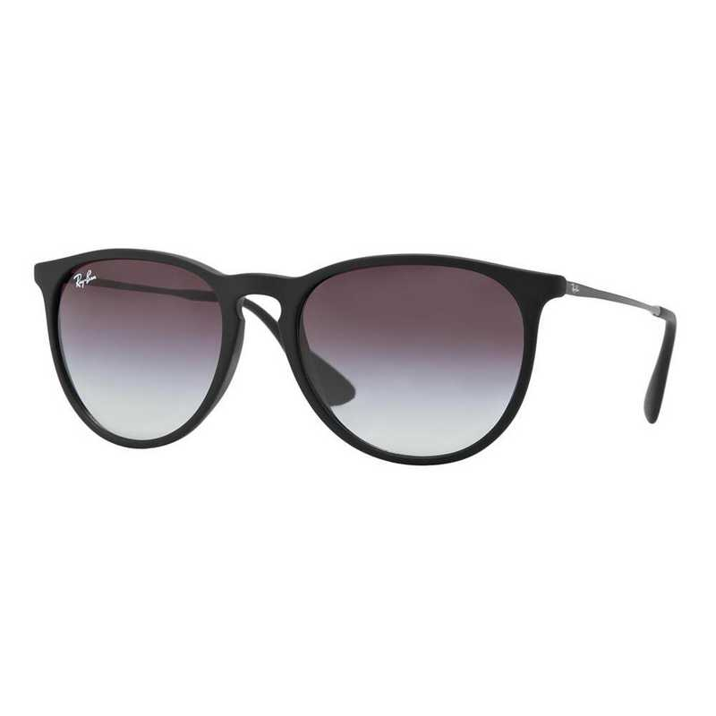 0RB41716228G54: Erika Sunglasses - Black