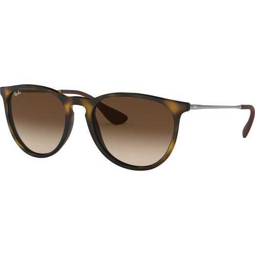 0RB41718651354: Erika Sunglasses - Matte Havana